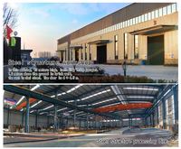 guanglei steel structure workshop warehouse building design, manufacture and installation
