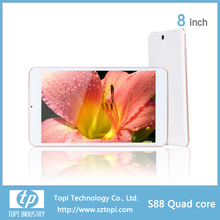 low price hot sell in 2015 Android 4.4 tablet pc IPS screen with 2G /3G function and Dual Camera