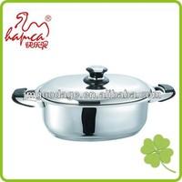 Induction Cookware set, Stainless Steel cooking pot, Saucepot