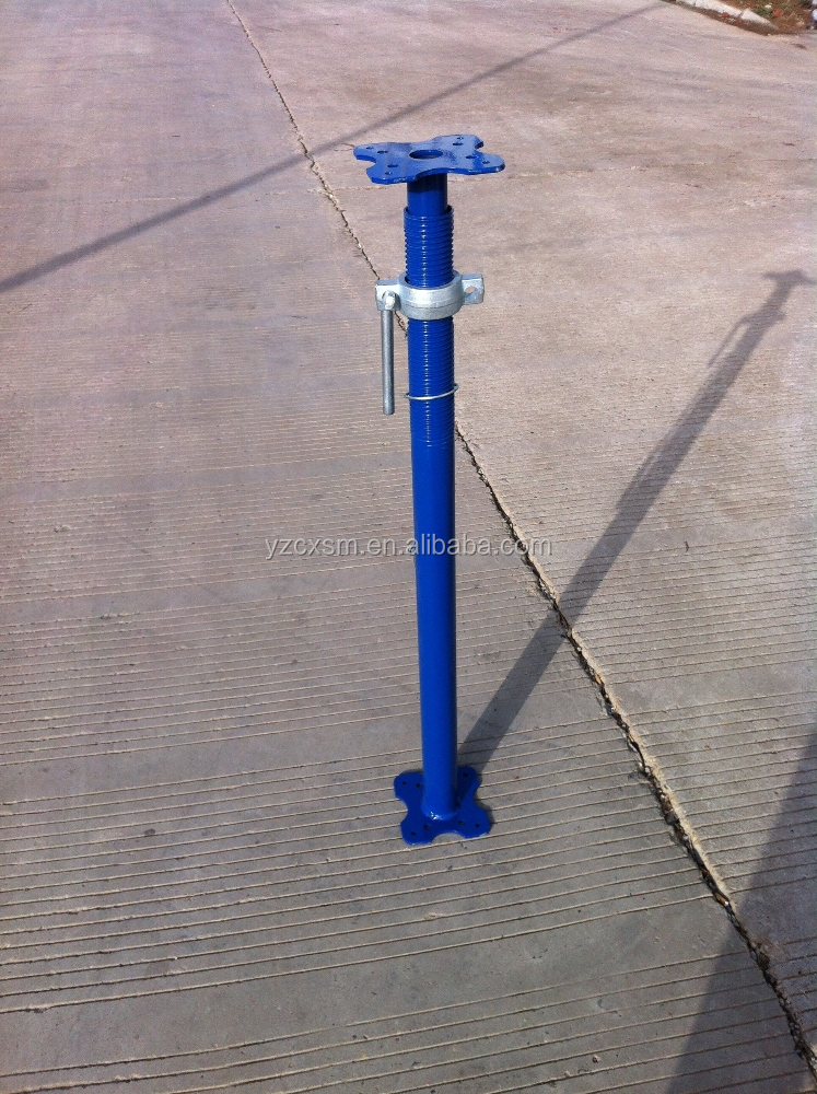Adjustable Telescopic Prop : High quality adjustable scaffold props steel