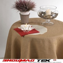 Good quality jute table cloths for center table