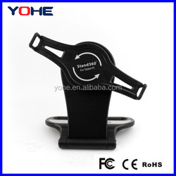 Adjustable stand holder for tablet, multi angle portable stand for tablets
