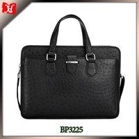 Online shop latest trendy ostrich leather handbag online shopping hongkong