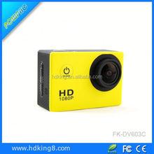 lastest news!!wifi sj4000 come into market 1080P Full HD wifi sj4000 dash cam