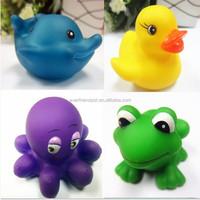 2015 Mini Rubber Yellow Duck Bath Toy/Small Mini Rubber Duck from Everfriend