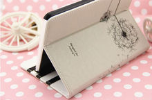 2015 phone leather case for ipad mini with wallet