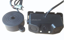 bus rear camera sensor video parking sensor 3 in 1