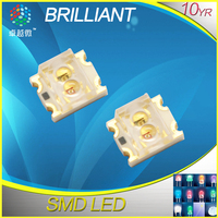 100% quality guaranteed 1206 smd led blue color diodes