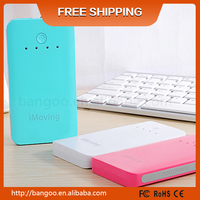 5V 1A 5000mAh Power Supply Case with Flashlight for iphone for ipad