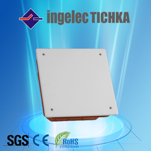 abs electrical wall junction box cover plate