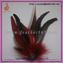 Taizhou Lucky Arts Cute Colorful Feather party headwear For Ladies