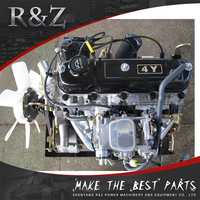 High performance v6 diesel engine for Toyota hiace/Hilux