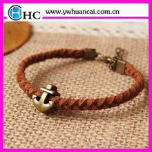 fashion antique nylon faith infinity bracelet for women