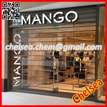 2014 last design commercial polycarbonate rolling shutters for mall
