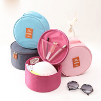 Wholesale products polyester underwear strotage pocket lingerie laundry bag