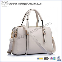 2015 Popular Good Quality Real Leather Women Tote Bag