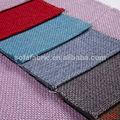 la tapicería de algodón de punto rollo de tela