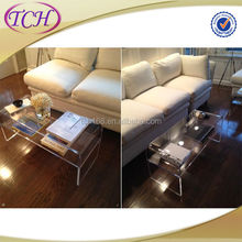 Wholesale Low Price High Quality 8 person acrylic dining table and chair