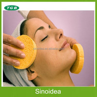 2015 Natural Compressed Clean Face Ball Sponge