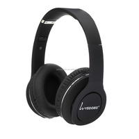 comfortable ear cover dual side headband wireless bluetooth headset for listen music