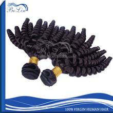 Good Quality Virgin Eurasian Hair Bundles Fumi Hair Extensions In Stock
