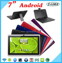 Wholesale 7 Inch Android Tablet Pc Price China, Allwinner A33 Quad Android 4.4 Super Smart Tablet Pc With Wifi