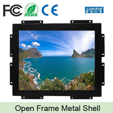 """Outdoor 1000nits high brightness Open frame 15"""" inch lcd monitor"""