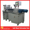 15kg/h and 400mm Sheet Width Precise Lab Sheet Extrusion Line