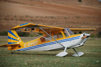 "Rc model plane Super Decathlon 96"" F043 wood toy kits"