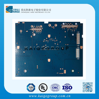 universal osp 4 Multilayer Automobile printed circuit pcb