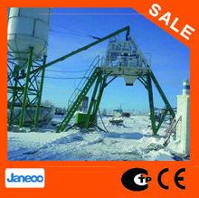 HZS25E economical skip type engineering concrete batching plant