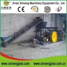factory price machine for sawdust wood briquette press