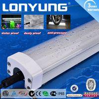 hong kong lighting fair main stream product led light manufacturer China tri-proof led light waterproof IP65