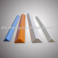 Any color is available plastic pvc building material