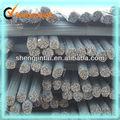 Corrugado de acero laminado en caliente de barras de refuerzo