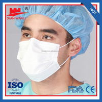 Non-Woven Face Mask (TYPE OF L,M S)