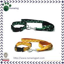 Eco Sport Nylon Dog Collar and Leash Set