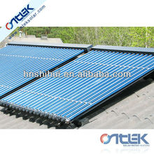 hot sale solar heating panels, solar collector assembly
