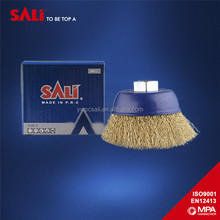 """Good exporting experience to learn the marketing requirement Hot Selling 6"""" small wire brush"""