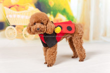 Winter Dog Clothes Cheap Eco-friendly Promotion Ladybird Pet Clothing Item