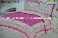 StockCotton Embroidered Quilt AY1118