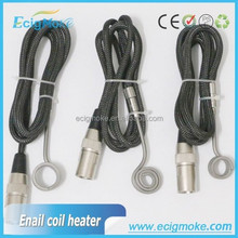 wholesale price enail coil heater with 5-pins plug, from Ecigmoke coil heater for enail diy