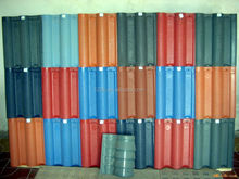 cement color roof tile making machine price