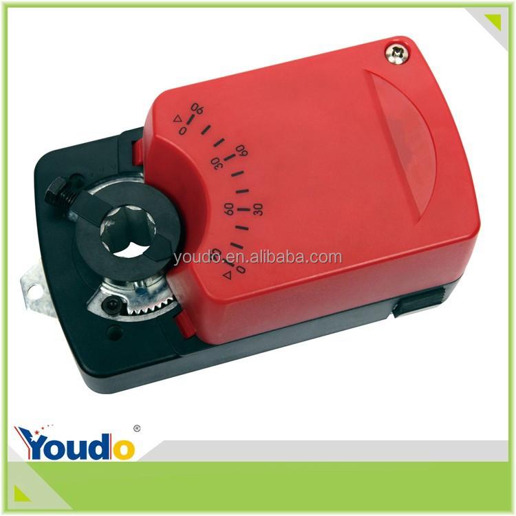 Damper Design Design Air Damper Actuator