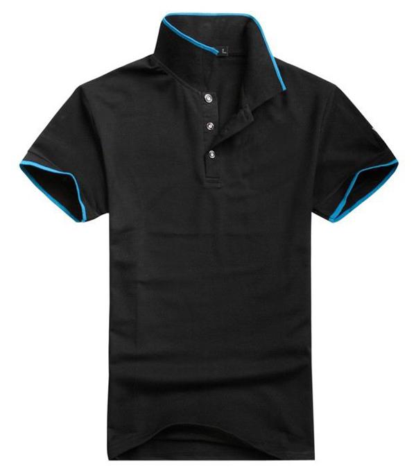 Wholesale vogue color combination 100 man polo t shirt for Polo shirt color combination