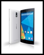 Android 4.4 Chinese Best 5.5 Inch Smart Phone For Doogee DG580 EU Standard White