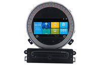 Wholesale factory price radio audio multimidea player car dvd vcd cd mp3 mp4 player For BMW MINI COOPER