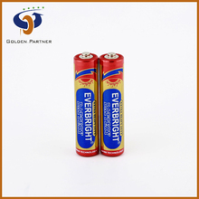 Alibaba manufacturer IEC aaa um-4 1.5v standard dry cell battery