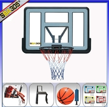 fiber glass mini basketball backboards