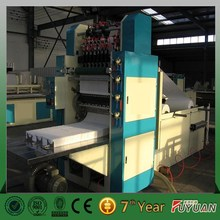 wholesale factory price high performance 4 lines facial tissue paper folding machine with ISO CE certification